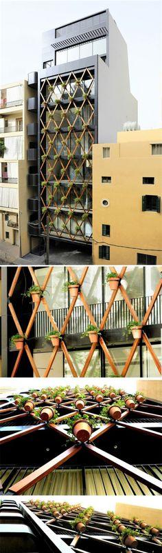 Achrafieh 732 | Bernard Khoury Architects