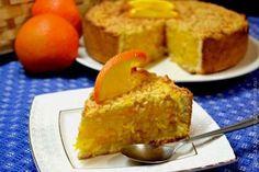 Самый апельсиновый пирог