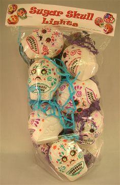 Sugar Skull Lights