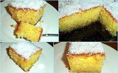 ΜΑΓΕΙΡΙΚΗ ΚΑΙ ΣΥΝΤΑΓΕΣ: Ραβανί σιροπιαστό με ινδοκάρυδο !! Yummy Cakes, Cornbread, Vanilla Cake, Cheesecake, Cooking Recipes, Cupcakes, Sweets, Ethnic Recipes, Desserts
