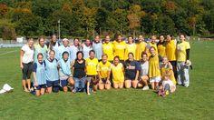 Quinnipiac Women's Soccer Alumni Game - September 28, 2013