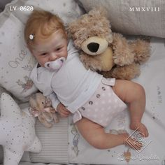 Reborn Baby Dolls by Larissa Versolato Bb Reborn, Reborn Dolls, Reborn Babies, Newborn Baby Dolls, Cute Baby Dolls, Cute Babies, Reborn Toddler Girl, Toddler Dolls, Baby Alive