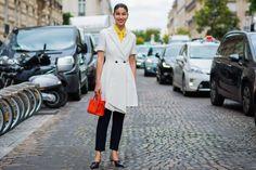 Caroline Issa at Dior.