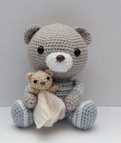 Amigurumi Pattern - Haribo Bear.