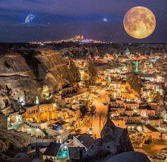 Kappadokien Türkei