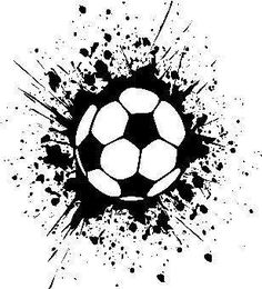 Solid Football Tips That Anyone Can Use. Football has been played for generations. From the pigskin to the modern balls of today, there have been a lot of changes. Soccer Pro, Soccer Tips, Play Soccer, Soccer Ball, Soccer Birthday, Soccer Skills, Soccer Quotes, Silhouette Cameo Projects, Art Plastique