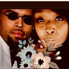 Chris and Anita Brown Chris Brown Tattoo, Impossible Dream, Sweet Lady, Dear God, Real Women, Photo Book, Mens Sunglasses, Instagram Posts, Quotes
