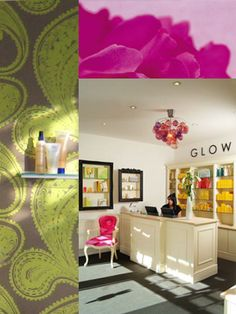 GLOW salon day spa - the home of health and beauty