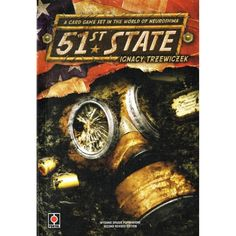 51st State The Card Game