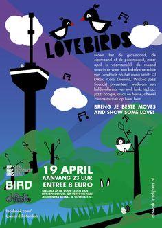 lovebirds april