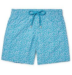 Vilebrequin - Moorea Mid-Length Printed Swim Shorts