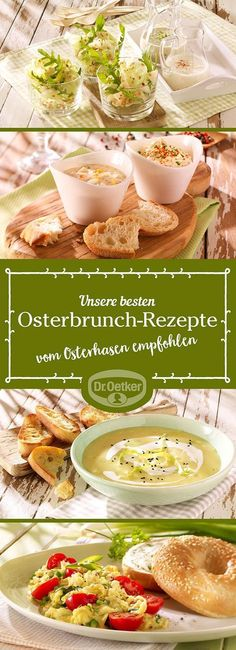 Let yourself be seduced by the large selection of Easter brunch recipes that I . - Let yourself be seduced by the large selection of Easter brunch recipes that Dr. Breakfast Party Foods, Breakfast Sausage Recipes, Easy Brunch Recipes, Healthy Breakfast Muffins, Breakfast Buffet, Breakfast For Kids, Eat Breakfast, Easter Recipes, Party Snacks