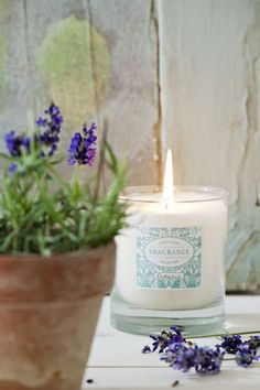 Annie Sloan Fragrance | Provence Candle