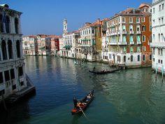 Fine Art Photography Venice Italy Gondola by FineArtStreetPhotos