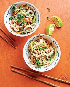 Recipes from Leon: Thai squid salad | Life and style | The Guardian