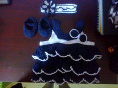el traje que le hice a mi futura hija, 0-3 meses