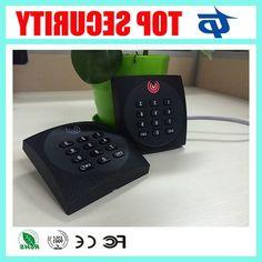 108.00$  Buy here - https://alitems.com/g/1e8d114494b01f4c715516525dc3e8/?i=5&ulp=https%3A%2F%2Fwww.aliexpress.com%2Fitem%2F4pcs-a-lot-IP65-waterproof-smart-card-13-56MHZ-MF-card-IC-card-access-control-system%2F32661472065.html - 4pcs a lot IP65 waterproof smart card 13.56MHZ MF card IC card access control system reader proximity card reader with keypad 108.00$