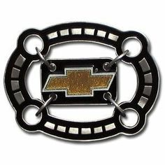 Chevrolet Belt Buckle - NASCAR NASCAR Fan Shop Sports Team Merchandise by Siskiyou. $29.99. This unique design features the Chevy logo suspended by four links.