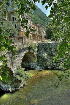 Băile Herculane ♦ Romania #romania