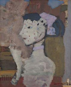 White Portrait Painters, Alphabet, Objects, Miniatures, Polish, Portrait, Board, Collection, Night