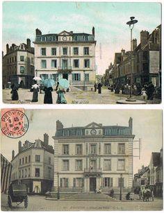 77-06-PROVINS-77-Hotel-de-Ville-Lot-de-2