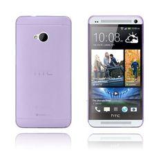 UltraSkin (Lila) HTC One-Skal