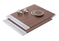 Bentley's Wooden Placemats brings their finely crafted interiors to the dinner table.