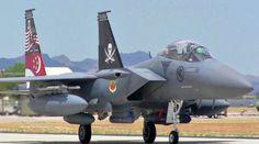 #Boeing completa las entregas de aviones #F15 SG Strike Eagle a #Singapur