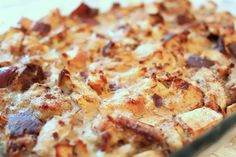 Simply Weight Watchers Recipes: CinaApple Bread Pudding