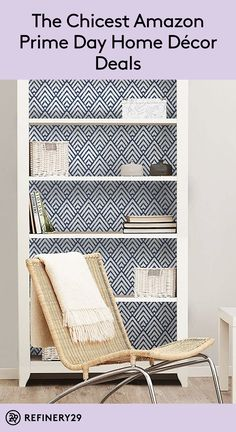 Image of Brewster Home Fashions Arrowhead Deep Blue Peel & Stick Wallpaper Flock Wallpaper, Plaid Wallpaper, Tile Wallpaper, Peel And Stick Wallpaper, Wallpaper Bookshelf, Wallpaper Roll, Wallpaper Decor, Adhesive Wallpaper, Wallpaper Ideas
