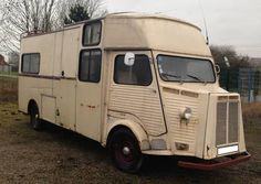 VERY RARE LONG CITROEN HY CURRUS CAMPER. For Sale (1975)