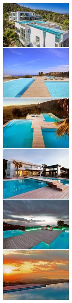 Luxury homes with pools⭐️