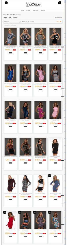 Tienda online en España de moda para chicas y chicos, vestidos de mujer, leggins, vaqueros, pantalones, bolsos, maquillaje, bisuteria, perfumes franceses www.xeitosomoda.com