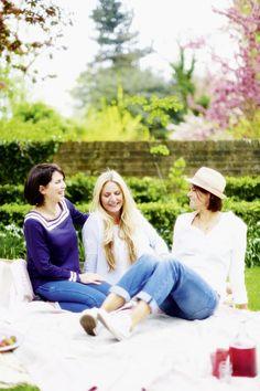 Sadie Frost, Amber Rose und Holly Davidson – drei starke Frauen, die uns vormachen, wie man die Balance selbst im turbulentesten Alltag hält. © Callwey/Für Mich #Life_Balance http://paulineshouse.com/balance-wellness-sadie-frost/#more-4643