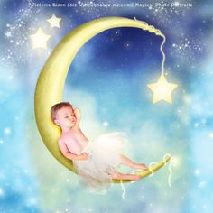 By The Light Of The Moon - perfect theme for sleeping babies and children - visit www.enhance-me.com or http://www.facebook.com/EnhanceMe for more information