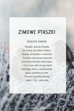 Najlepsze Obrazy Na Tablicy Wiersze Zimowe 13 Wiersze