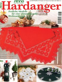 Special Anna Hardanger Magazine - A107