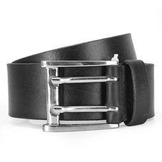 BRUNE men black color genuine  Leather  casual Belt branded  leather belt  for c58bd2c9d1b24