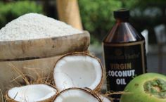 Virgin Coconut Oil resistant starch rice