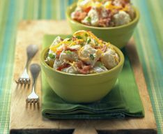Baked Potato Salad. YUM!!