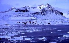 Esperanza Base Antarctica | Mt Flora and Esperanza station, Hope Bay.jpg