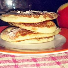Nekynuté lívance na americký způsob » MlsnáVařečka.cz Pancakes, Breakfast, Food, Morning Coffee, Meal, Crepes, Essen, Pancake, Hoods