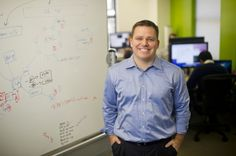 Alumni, Dan Belcher, takes his classroom lessons and creates a start up company, Stackdriver