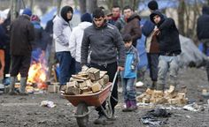 Turkish President Tayyip Erdogan threatened in November to flood Europe with migrants if European Union leaders did not offer him a better deal to help manage the Middle East refugee crisis, a Greek news website said on Monday. Calais Jungle, French Government, Refugee Crisis, Alternative News, Britain, Greek, Europe, France, Country