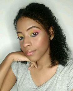 Rainbow Rainbow, Makeup, Makeup Tutorials, Instagram Blog, Brunettes, Rain Bow, Make Up, Rainbows, Beauty Makeup