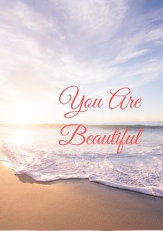 In times that you doubt yourself, do know that you are always beautiful. Inside-and-out. Positive Words, You Are Beautiful, Words Of Encouragement, Positivity, Neon Signs, Times, Inspiration, You're Beautiful, Biblical Inspiration