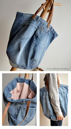 denim bag @Ana G. G. G. G.-Bela Bernardo Howard