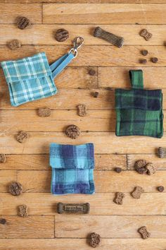 © Alice G Patterson Photography | DIY Dog Treat Bags for pups on the go!  Mad for Plaid, #sponsored #NaturalBalance