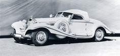 CARS OF THE 30S | ... cars of MB from '20s and '30s » The MB supercharged cars of 20s