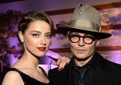 Amber Heard e Johnny Depp presto sposi. Forse